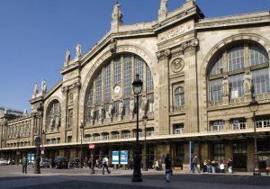 Taxi Moto Gare du Nord